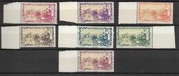Levant 1942 - Série N° 44 à 50 Neuf * * Luxe BDF  TTB - Levant (1885-1946)