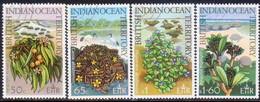 British Indian Ocean Territory 1975 SG 77-80 Compl.set Used Wildlife(3rd Series) - British Indian Ocean Territory (BIOT)