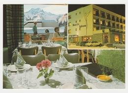 38 Les Deux Alpes Vers Le Bourg D'Oisans Hôtel MUZELLE SYLVANA Citroën GS Break Visa Ford - Bourg-d'Oisans