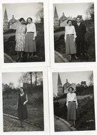 UIT  ALBUM VAN - FAMILIE  -  M.M. E ELSOCHT     (  PLAFONNEERING  TE   UCCLE  )   ZIE OOK  NUMER  811776241 - Photographs