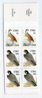 Ireland Ierland Eire 2003 R MNH Booklet Birds Oiseaux Vogels Vögel Pájaros Ptitsy Passarinhos Ptáci Falcon Corncrake - Eagles & Birds Of Prey