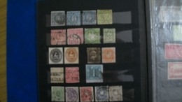 German States-Lot Of 20 Different Used Stamps - Briefmarken