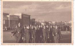 °°° 13520 - SOLDATI IN MARCIA ROMA 1944 °°° - Guerra 1939-45