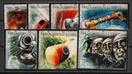 Guinée  équatoriale - 1972 - N°Mi. 190 à 196 - Espace - Neuf Luxe ** / MNH / Postfrisch - Equatorial Guinea