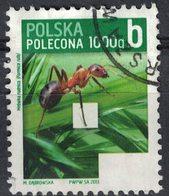 Pologne 2013 Oblitéré Used Formica Rufa Fourmi Rousse Des Bois SU - 1910-... République