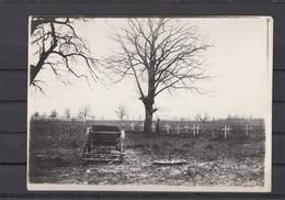 Romania / Roumanie / Rumanien - Cimitir - Photo Made In WW1 By German Soldiers - Romania