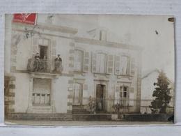 Lure ? Carte Photo Cachet Lure 1911 - Lure