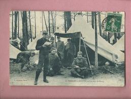 CPA - Maisons Lafitte - Un Coin Du Camp  -( Militaires , Militaire , Soldats , Soldat ) - Maisons-Laffitte