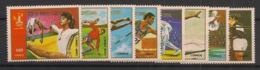 Guinée  équatoriale - 1978 - N°Mi. 1288 à 1295 - Moscou / Olympics - Neuf Luxe ** / MNH / Postfrisch - Verano 1980: Moscu