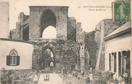 29 Plougonvelin Pointe St Saint Mathieu Entrée Des Ruines - Plougonvelin