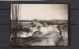 Romania / Roumanie / Rumanien - Iarna - Photo Made In WW1 By German Soldiers - Romania
