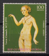 Guinée  équatoriale - 1979 - N°Mi. 1491 - Cranach - Neuf Luxe ** / MNH / Postfrisch - Künste