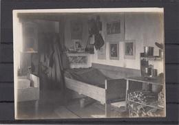 Romania / Roumanie / Rumanien - Interior Casa - Photo Made In WW1 By German Soldiers - Romania