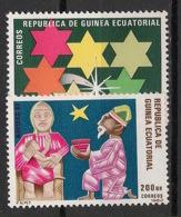 Guinée  équatoriale - 1982 - N°Yv. 190 à 191 - Noel - Neuf Luxe ** / MNH / Postfrisch - Equatorial Guinea