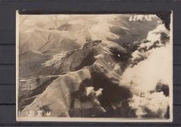 Romania / Roumanie / Rumanien - Muntii Carpati - Aeriana - Photo Made In WW1 By German Soldiers - Rumania