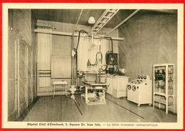 Etterbeek: Hôpital Civil - Square Dr. Jean Joly - La Salle D'examen Radiographique - Santé, Hôpitaux