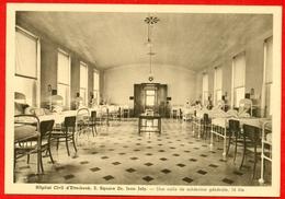 Etterbeek: Hôpital Civil - Square Dr. Jean Joly - Une Salle De Médecine Général, 14 Lits - Santé, Hôpitaux