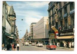 NANCY (54) - La Rue St Jean (DAF, NSU, Cinéma COLISEE, KODAK) - Nancy