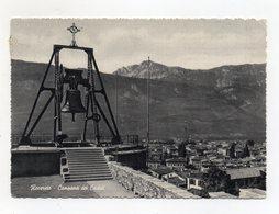 Rovereto (Trento) - Campana Dei Caduti - Viaggiata Nel 1953 - (FDC16468) - Trento