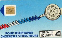 Télécarte  50 Unités France Télécom - Frankrijk