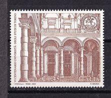 Italy, 2004- 6°Centenario Fondazione Università Di Torino. MintNH - 6. 1946-.. Republic