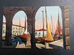 19969) LAGO DI GARDA DESENZANO NON VIAGGIATA 1925 CIRCA - Brescia