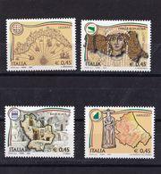 Italy, 2004- Regioni D'Italia. 1^ Serie. Full Issue. MintNH - 6. 1946-.. Republic