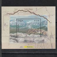 Italy, 2004- Transumanza Attraverso Il Tratturo Magno. Plate MintNH - 6. 1946-.. Republic