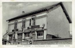 08 Gomont Hotel Restaurant Mailliet  (pompe A Essence) - Altri Comuni