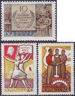 ROSSIA - BLACKSMITH -  ANVIL - **MNH - 1866-1914 Khédivat D'Égypte