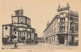 LEGNANO - PALAZZO DEL MUNICIPIO - CATTEDRALE - Legnano
