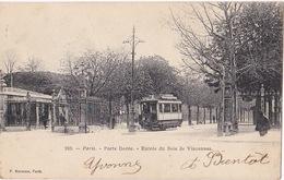 PARIS (75) - Porte Dorée - Marmuse 249 - 1905 - Frankreich