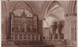 TEWKESBURY ABBEY - HIFH ALTAR AND SEDELIA - Inglaterra