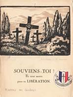 LE SOUVENIR FRANCAIS - SOUVIENS TOI ILS SONT MORTS POUR TA LIBERATION - PLATEAU DES GRIERES - Altri