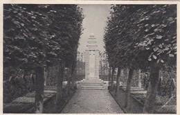 CPA Belgien - Friedhof - Feldpost Fussartillerie-Batterie Nr. 657 - 1916  (42882) - Belgique