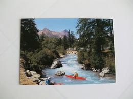 Postcard Postal France Hautes Alpes Les Alpes Le Torrent Au Printemps - Other Municipalities