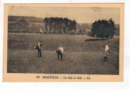 DEAUVILLE - Les Links Du Golf. - Deauville