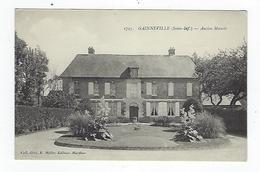 CPA 76 Gaineville Ancien Manoir - Altri Comuni