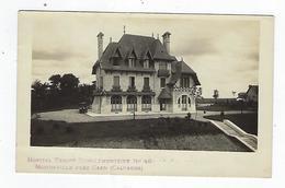 CPA 14 Environs De Caen - Mondeville Hôpital Temporaire Complémentaire N° 43 - Avril 1915 - Caen