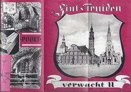 6-LUIK TOERISTISCHE FOLDER SINT-TRUIDEN VERWACHT U - Dépliants Touristiques