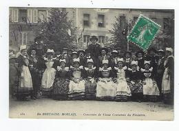 CPA 29 Morlaix Concours De Vieux Costumes Du Finistère - Morlaix