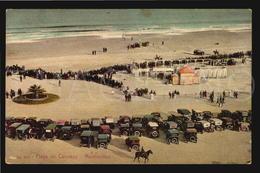 Tarjeta Postal Uruguay Montevideo Playa De Carrasco Carluccio Nº616 (w5-537) - Uruguay