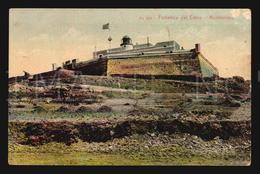 Tarjeta Postal Uruguay Montevideo Cerro Fortaleza Y Faro Lighthouse Carluccio Nº602 (w5-538) - Uruguay