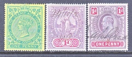 CAPE OF GOOD HOPE  REVENUES     *  (o) - South Africa (...-1961)