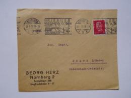 1930 DR Brief Freistempel Der Rundfunk Bringt Unterhaltung, Mehrt Das Wissen - Storia Postale