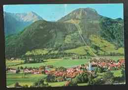 Hindelang Im Hochallgau - M U M - Ges. Ansicht Mit Rotspitze Und Imberger Horn  - Vg - Hindelang