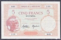 FRENCH  INDO- CHINE  5  FRANCS  1936 - Indochina