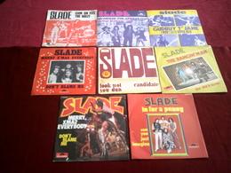 SLADE GROUPE 18  /  45 TOURS DIFFERENTS - Colecciones Completas