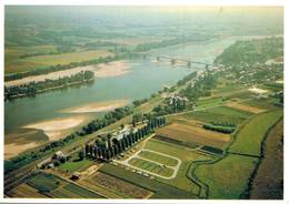 Montjean Sur Loire Vue Generale Aerienne   CPM Ou CPSM - France