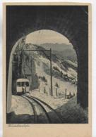 AK 0294  Wendelstein-Bahn / Verlag Birkmeyer Um 1920-30 - Eisenbahnen